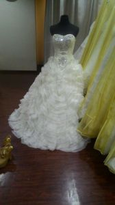 and the winner is this wedding dress